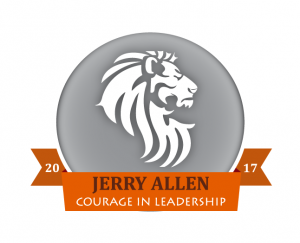 The Jerry Allen Courage in Leadership, AEC industry, leadership, zweig group, Awards, Hot Firm