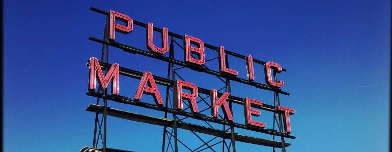 tour, seattle, hot firm, awards conference, zweig group, pike place, public market